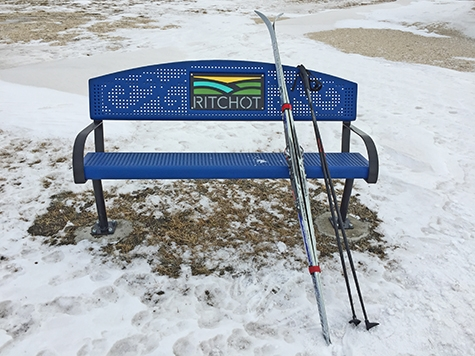 1 Cross Country Ski Trails Open In Ritchot Pic