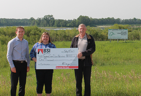 1 Ducks Unlimited Gets A Boost From Bsi Pic