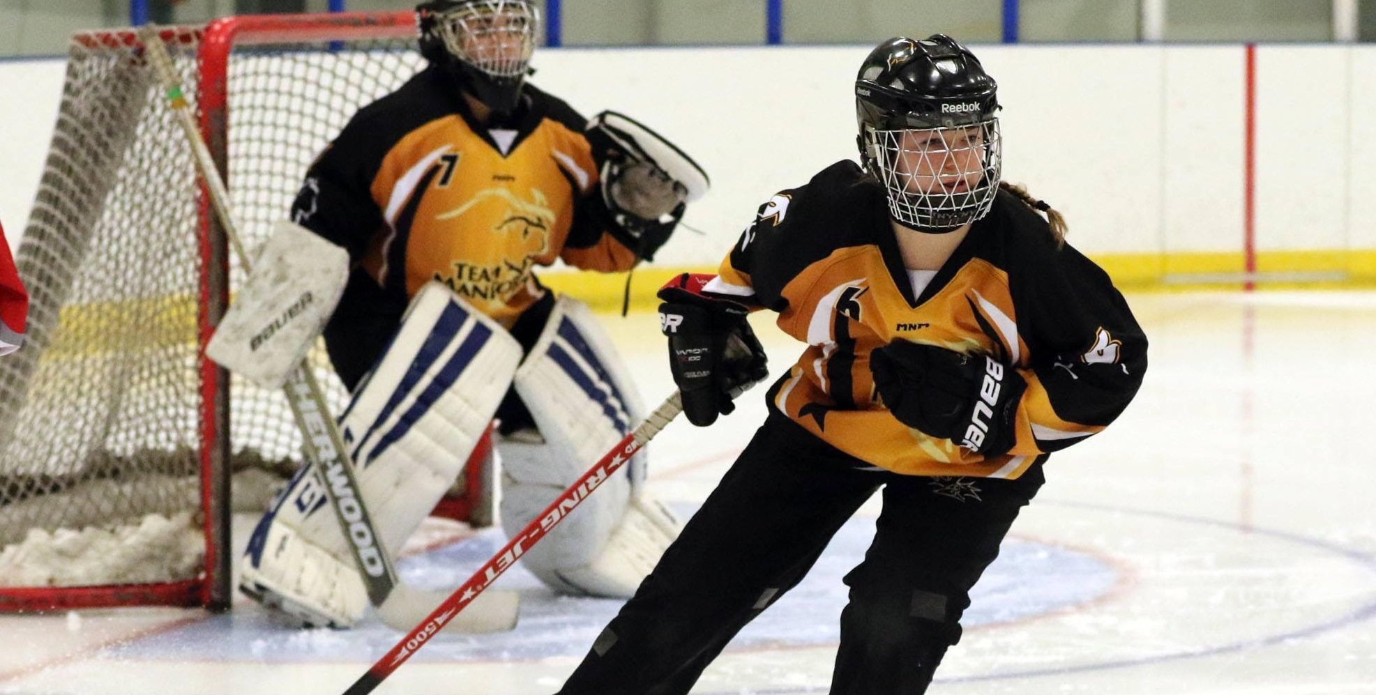 1 Local Ringette Player Skates Her Way To Canada Games Pic