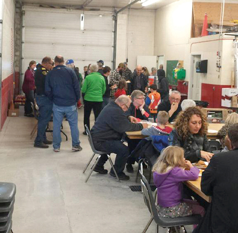 1 New Bothwell Fire Department Holds Fundraiser Pic