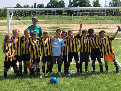 Two Niverville Teams Win Soccer Gold | Niverville Citizen